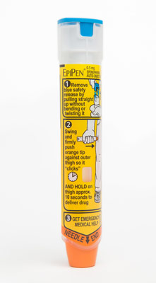epipen shortage what to do
